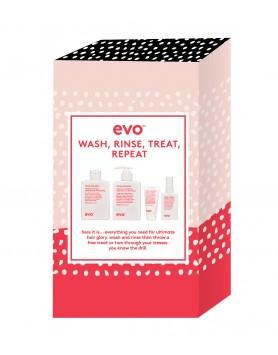 Wash, Rinse, Treat, Repeat - Repair