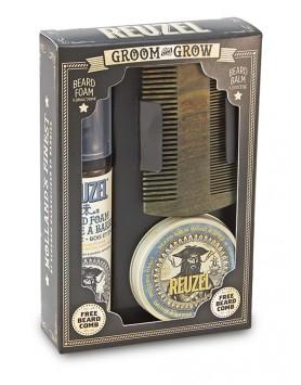 Groom & Grow Holiday Kit