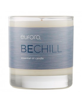 eufora wellness BECHILL essential oil candle
